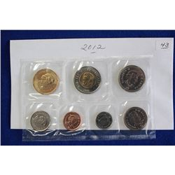 Canada Coin Set (1) - 2012, Unc.; Sealed