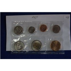 Canada Coin Set (1) - 2011, Unc.; Sealed