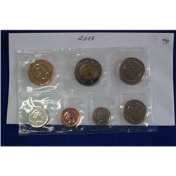 Canada Coin Set (1) - 2008, Unc.; Sealed