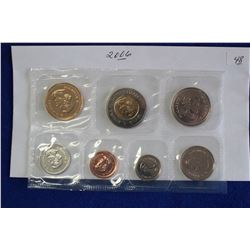 Canada Coin Set (1) - 2006, Unc.; Sealed