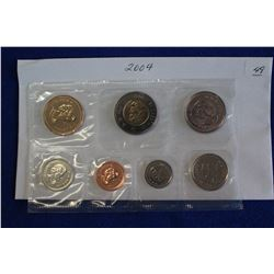 Canada Coin Set (1) - 2004, Unc.; Sealed