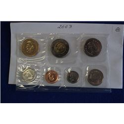 Canada Coin Set (1) - 2003, Unc.; Sealed