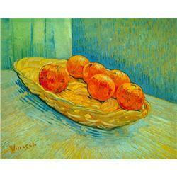 Van Gogh - Six Oranges