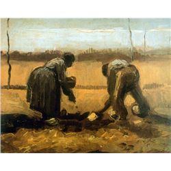 Van Gogh - Planting