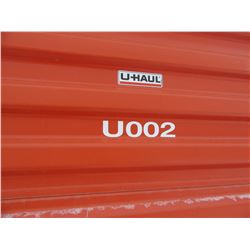 17 STREET LOCATION - Unit #U002 (Approx 10' x 15')