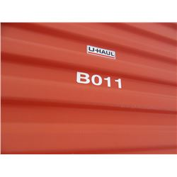 17 STREET LOCATION - Unit #B011 (Approx. 10' x 10' Heated)