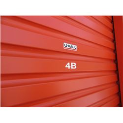 WINTERBURN LOCATION - Unit #4B (Approx. 5' x 5')