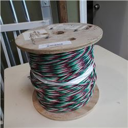 Spool of 18AWG electrical wire