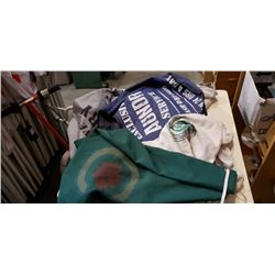 LOT OF LAUNDRY BAGS