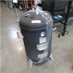 Meco charcoal water smoker