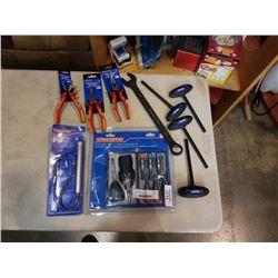 Lot of new westward tools