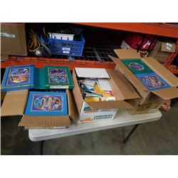 4 BOXES OF NEW KIDS BOOKS - DISNEY AND SCOLASTIC