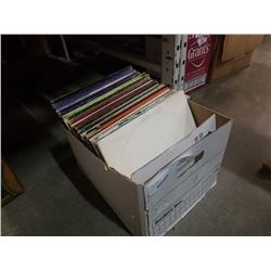 BOX OF RECORDS - BEATLES AND OTHERS