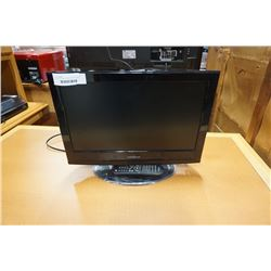 INSIGNIA  19 INCH TV WITH BUILT IN DVD PLAYER