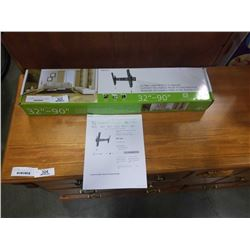 NEW OVERSTOCK KANTO PT300 TILTING MOUNT FOR 32 INCH TO 90 INCH TVs RETAIL $71.24