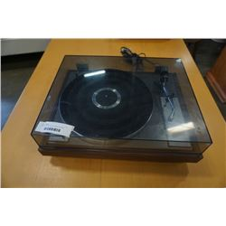REALISTIC R-8010  BELT DRIVE RECORD PLAYER