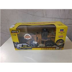 NEW 6 CHANNEL RC BULLDOZER