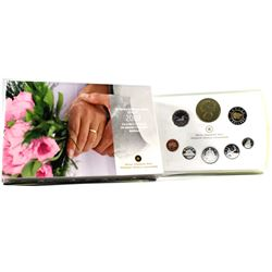 2007 Canada Premium Wedding Proof Set. *RARE* Set comes with all the original mint packaging.