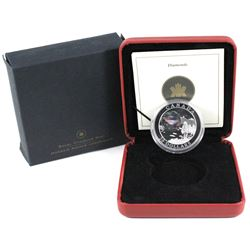 2005 Canada $20 Natural Wonders - Northwest Territories Diamonds Silver Coin (TAX Exempt)-scuffed ca