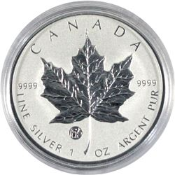 2012 Canada $5 Fabulous 15 1oz Silver Maple Leaf fine silver coin ( Tax Exempt)