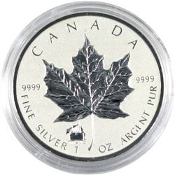 2012 Canada $5 Titanic Privy Silver maple leaf ( Tax Exempt)