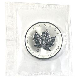 2007 Canada $5 Fabulous 15 Privy Mark .9999 Fine Silver Maple Leaf ( Tax Exempt)