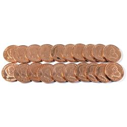 "20x Pure Copper - 1oz .999   Ho Ho Ho ""Santa Clause is coming to town"" Fine Copper coin (Tax Exempt)"