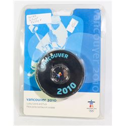 NEW VANCOUVER 2010 OLYMPIC LUCKY LOONIE AND PUCK
