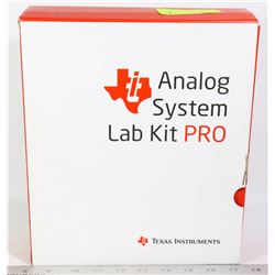 NEW 2013 ANALOG SYSTEM LAB