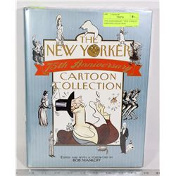 "75TH ANNIVERSARY ""NEW YORKER"" CARTOON COLLECTION"