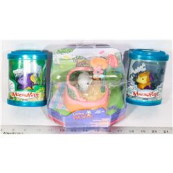 NEW ITEMS 2 MICROPETS TOMY
