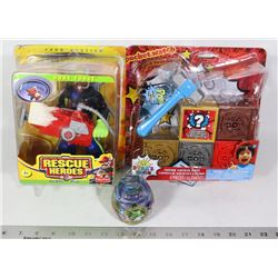 NEW ITEMS FISHER PRICE RESCUE