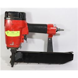 RED AND BLACK AIR STAPLER