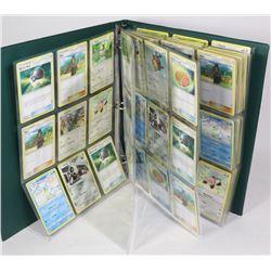 180 POKEMON COLLECTIBLE CARDS BINDER