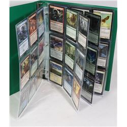 180 MAGIC THE GATHERING CARDS BINDER