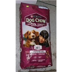 BAG OF PURINA DOG FOOD