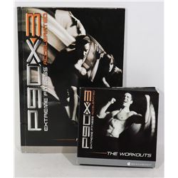 BEACHBODY P90 X3 WORKOUT DVDS AND FITNESS GUIDE