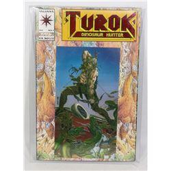 TUROK DINOSAUR HUNTER #1 COMIC BOOK