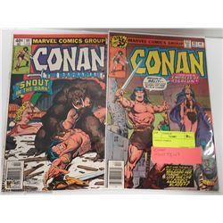 CONAN COMICS