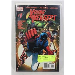 YOUNG AVENGERS #1 COMIC BOOK