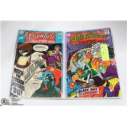 ADVENTURE COMICS #378,  363