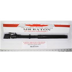 NEW MR.BATON ELECTRIC SELF DEFENSE STUN BATTON