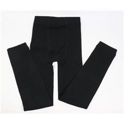 GIRLS LEGGINGS MICROFIBRE WITH BRUSHED INTERIOR