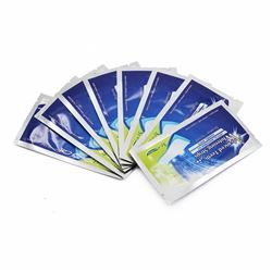 2 BOXES OF ADVANCE TEETH WHITENING STRIPS