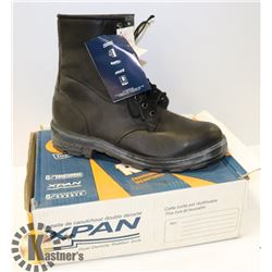 """ROYER SAFETY FOOTWEAR 8"""" CSA WORK BOOT; MENS"""