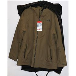 MEN'S NORTH FACE THERMOBALL TRICLIMATE JACKET