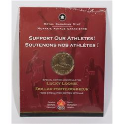 2004 SPECIAL EDITION UNCIRCULATED LUCKY LOONIE