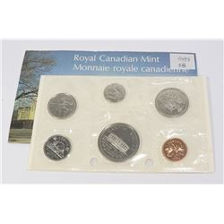 1973 CANADIAN 6 COIN PROOF LIKE COIN SET WITH