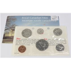 1976 CANADIAN 6 COIN PROOF LIKE COIN SET WITH