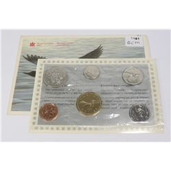 1988 CANADIAN 6 COIN PROOF LIKE COIN SET WITH
